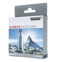 SIGG Bottle Clean Tabletten, Packung 20St.